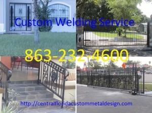 Custom Welding Service 779 Jersey Rd NW Winter Haven, FL 33881 863-232-4600