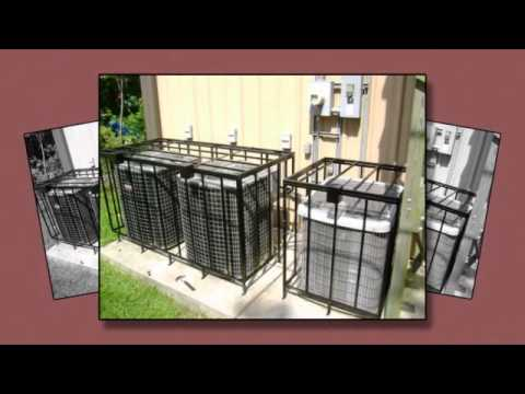 Custom Wrought Iron Window Burglar Bars Security