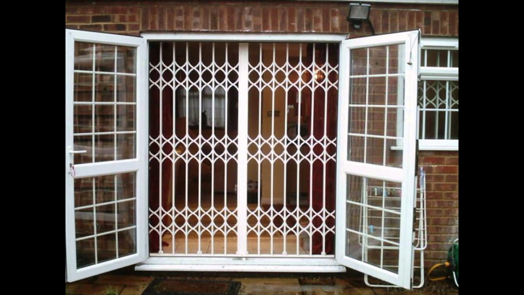 Wrought Iron Steel Security Window Service